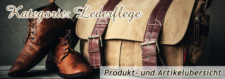Kategorie Lederpflege