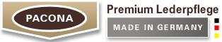 Pacona Lederpflege der Premiumklasse-Logo